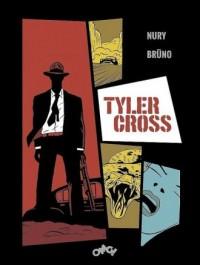 Tyler Cross 1. Black Rock - okładka książki