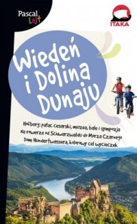 Wiedeń i dolina Dunaju. Pacal Lajt - okładka książki