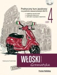 Włoski w tłumaczeniach. Gramatyka cz. 4 - okładka podręcznika