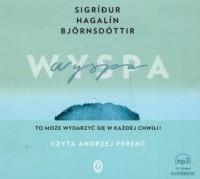 Wyspa - Sigridur Hagalin Bjornsdottir - pudełko audiobooku