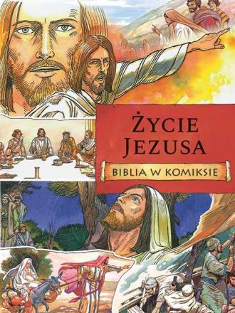 Życie Jezusa - okładka książki