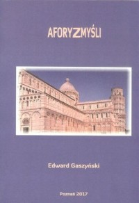 Aforyzmyśli - okładka książki