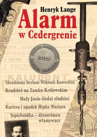 Alarm w Cedergrenie - okładka książki