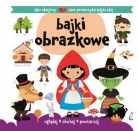 Bajki obrazkowe - Wydawnictwo - okładka książki
