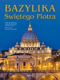 Bazylika Świętego Piotra. Historia - okładka książki