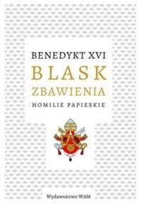 Blask zbawienia. Homilie papieskie - okładka książki