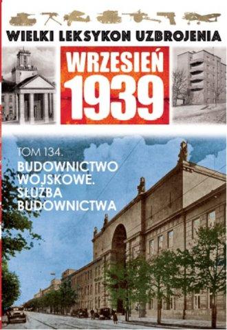 Budownictwo wojskowe Służba budownictwa - okładka książki