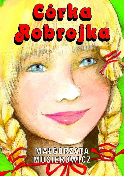 Córka Robrojka - okładka książki