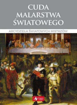Cuda malarstwa światowego - okładka książki