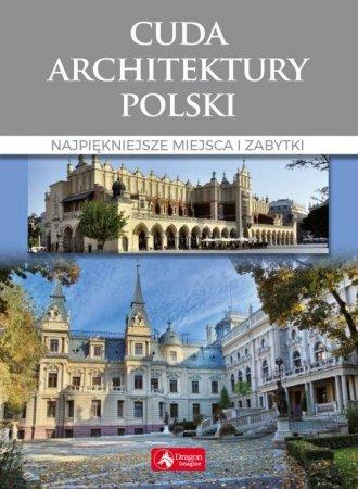 Cuda architektury Polski - okładka książki