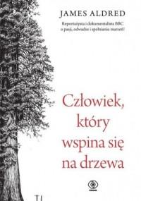 Człowiek, który wspina się na drzewa - okładka książki