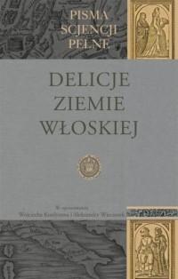 Delicje ziemie włoskiej - Wydawnictwo - okładka książki