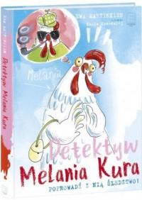 Detektyw Melania Kura - okładka książki