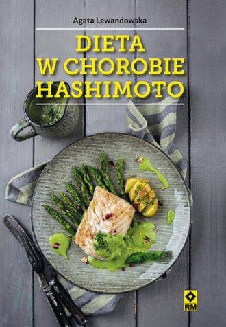 Dieta w chorobie Hashimoto - okładka książki