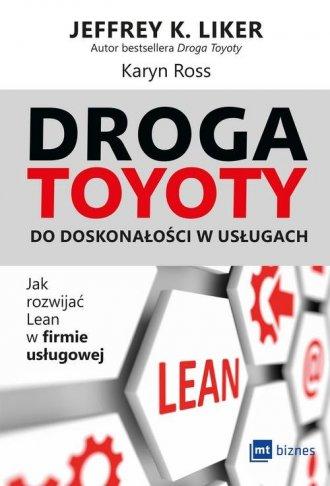 Droga Toyoty do doskonałości w - okładka książki