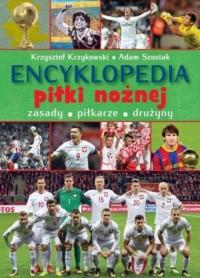Encyklopedia piłki nożnej - Krzysztof - okładka książki