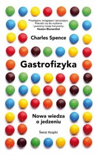 Gastrofizyka - okładka książki
