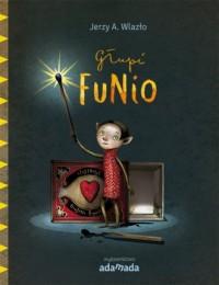 Głupi Funio - okładka książki