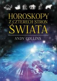 Horoskopy z czterech stron świata - okładka książki