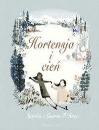 Hortensja i cień - Natalia OHara - okładka książki