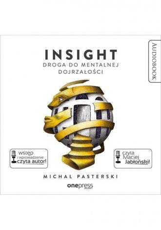 Insight Droga do mentalnej dojrzałości - pudełko audiobooku