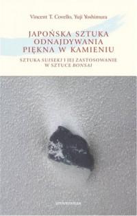 Japońska sztuka odnajdywania piękna - okładka książki
