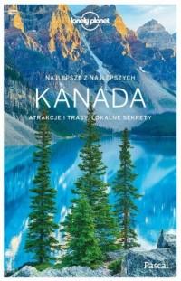 Kanada. Lonely Palnet - Wydawnictwo - okładka książki