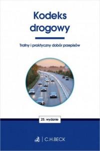 Kodeks drogowy - Wydawnictwo - okładka książki