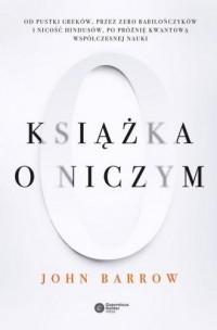 Książka o Niczym - okładka książki