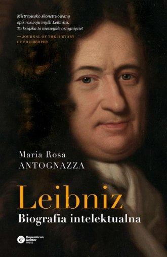 Leibniz. Biografia intelektualna - okładka książki