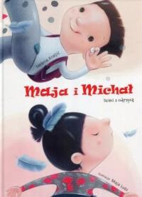 Maja i Michał. Dzieci z cukrzycą - okładka książki