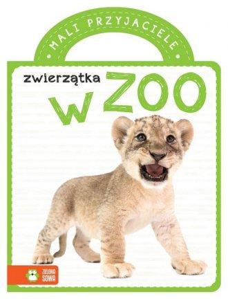 Mali przyjaciele Zoo - okładka książki