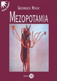 Mezopotamia. Seria: Dzieje Orientu - okładka książki