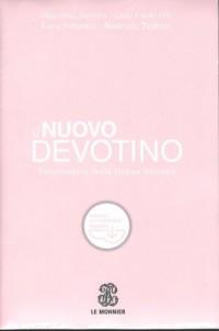 Nuovo Devotino Vocabolario della lingua italiana - okładka książki