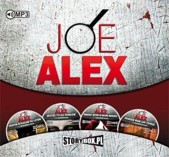 Pakiet Joe Alex I - pudełko audiobooku