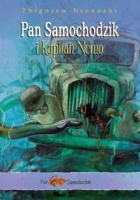 Pan Samochodzik i Kapitan Nemo - okładka książki