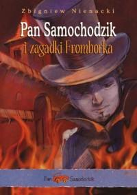 Pan Samochodzik i zagadka Fromborka - okładka książki