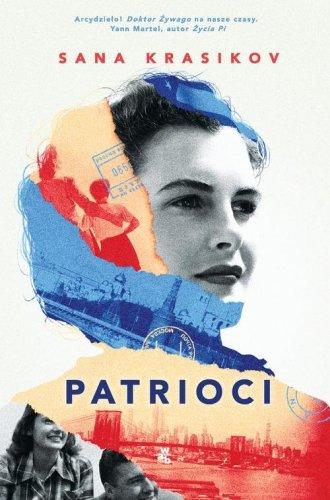 Patrioci - okładka książki