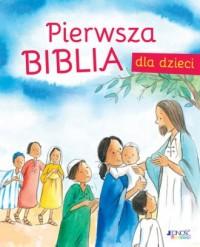 Pierwsza Biblia dla dzieci - Ann - okładka książki