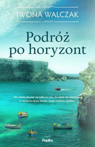 Podróż po horyzont - okładka książki