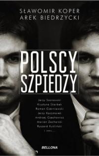 Polscy szpiedzy - Sławomir Koper - okładka książki
