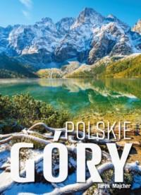Polskie Góry - Majcher Jarek - okładka książki