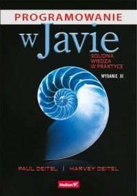 Programowanie w Javie. Solidna - okładka książki