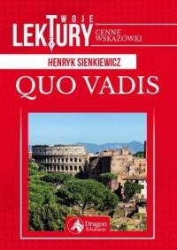 Twoje lektury. Quo vadis - Henryk - okładka książki