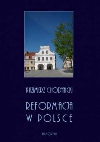 Reformacja w Polsce - okładka książki