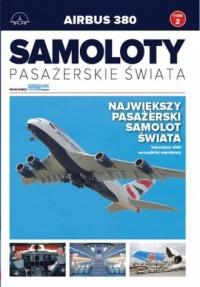 Samoloty pasażerskie świata. 2. - okładka książki