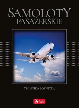 Samoloty pasażerskie. wersja exclusive - okładka książki