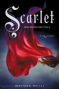 Scarlet Saga Księżycowa. Tom 2 - okładka książki