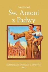 Św. Antoni z Padwy - okładka książki