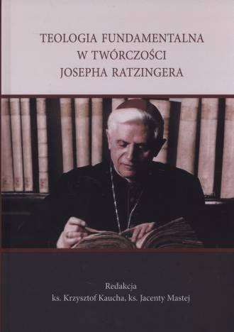 Teologia fundamentalna w twórczości - okładka książki